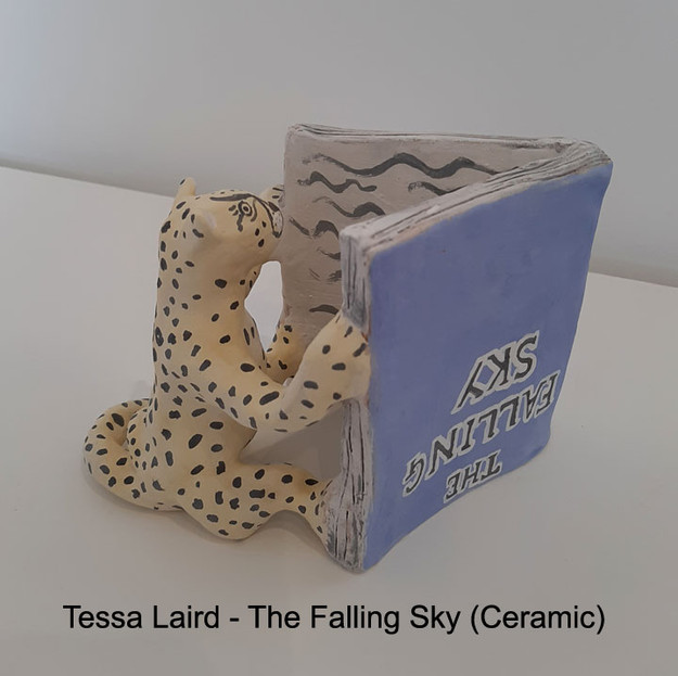 Tessa Laird - The Falling Sky