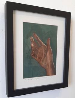 Katherine Claypole -Hand Study