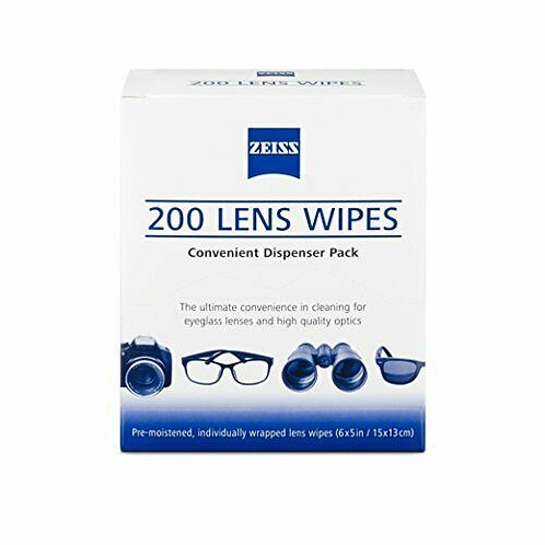 ZEISS 200 LENS WIPES