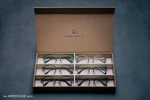 皮格眼鏡盒