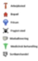 De danke jøder i Theresiensadt. Disse kategorier kan du finde på hjemmesiden interaktive kort. Både i de individuelle kort og fælleskortene.