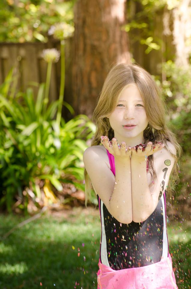 Glitter Photo Photoshoot