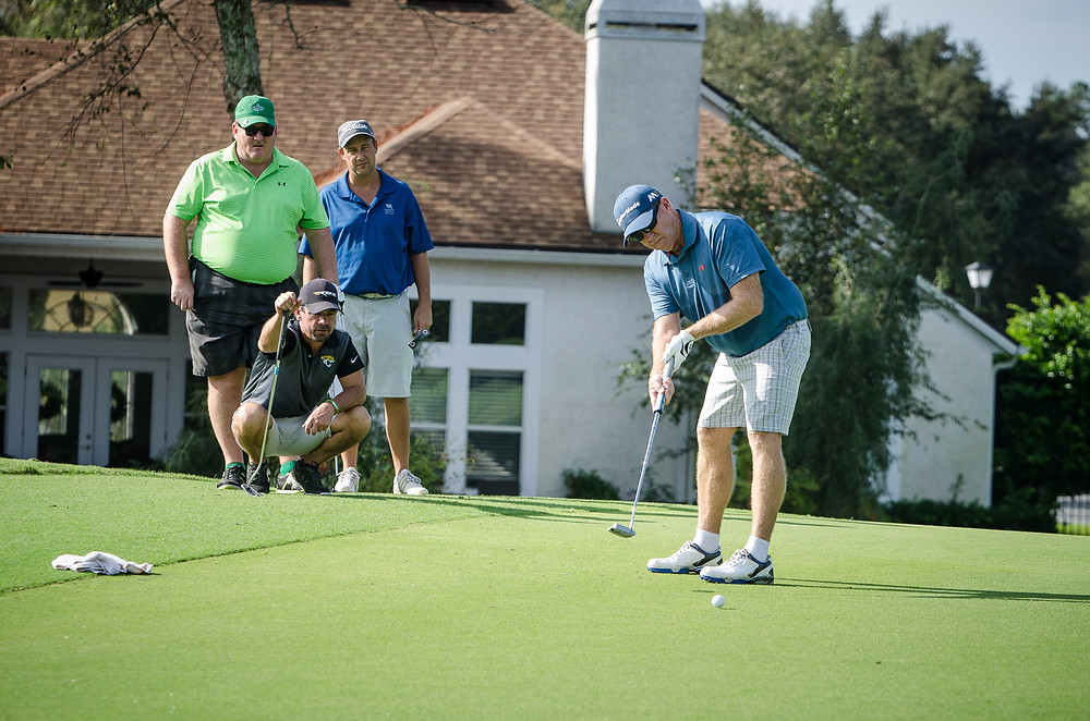 Sports photography jacksonville golf tournament