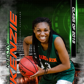 Kaelyn McKenzie Basketball Class of 2019