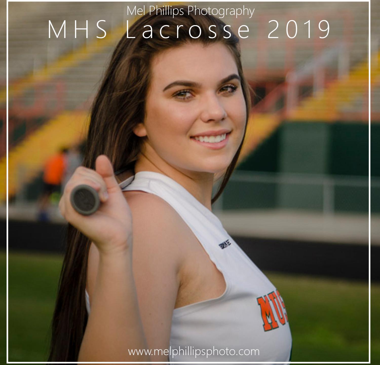 Senior photos for Mandarin High School Ladies Lacrosse Class of 2019