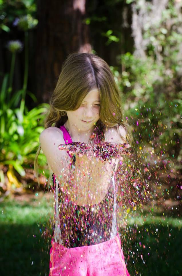 Glitter Photo Fail Misfire
