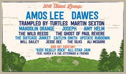 2018 talent