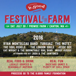 FEST AT THE FARM LINEUP