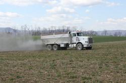 We manage soil fertility.