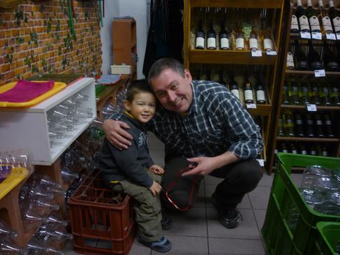 Maty a Jarek 2011