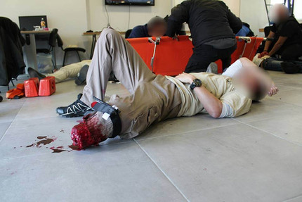 tourniquet simulation tactical medical t