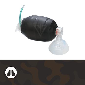 Tactical medicine equipment respiration
