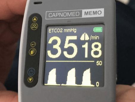 The Mini CO2 Monitor That's a COVID-19 Essential