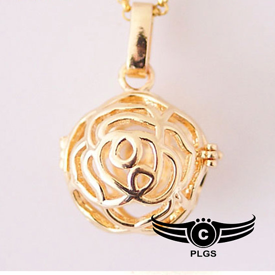 PLGAC3702-20 | Angel Caller incl. necklace chain