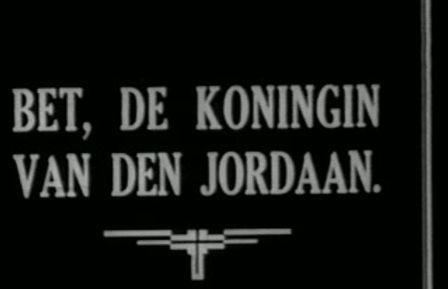 De film vertelt het verhaal van Bet Strik -bijgenaamd 'De koningin van de Jordaan'-, die al 25 jaar met haar viskarretje op de Nieuwmarkt in Amsterdam staat. Om dit jubileum te vieren organiseren haar collega's een feest in een zaaltje op de Rozengracht. De volgende dag gaat Bet met haar man Hein een paar dagen naar Scheveningen waar ze de boel flink op stelten zetten. Eenmaal teruggekomen in Amsterdam brengen ze nog een bezoek aan Artis en thuis wordt nog eens een keer feest gevierd.   Cast:  Adriënne Solser (Bet Strik)  Jan Nooij (haar man Hein)  Beppie Nooy sr. (Trui Bles/de weduwe)