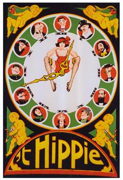4 Affiche 't Hippie