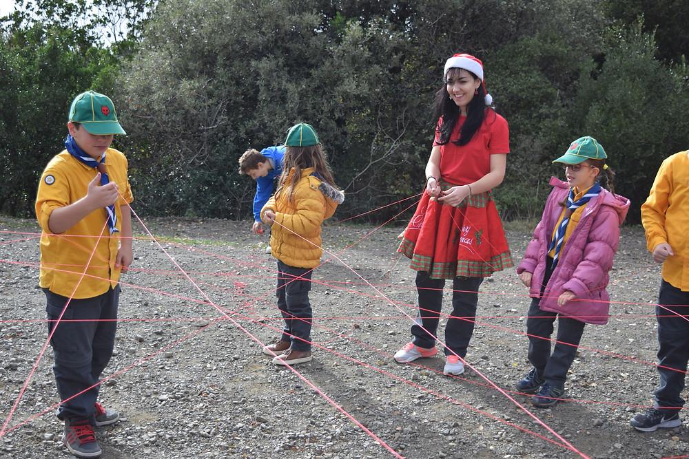 Χριστούγεννα Πάρνηθα Λυκόπουλα Νίκαια