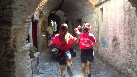 Χορεύοντας στη Χίο!