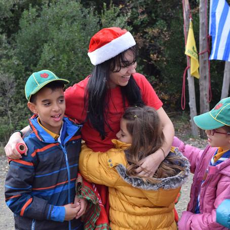 Χριστούγεννα στην Πάρνηθα