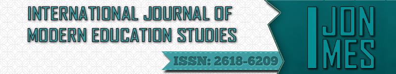 International Journal of Modern Educatio
