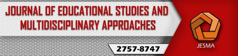 Journal of Educational Studies and Multidisciplinary Approaches (JESMA)