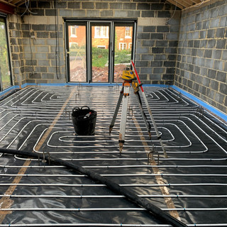 Piped floor