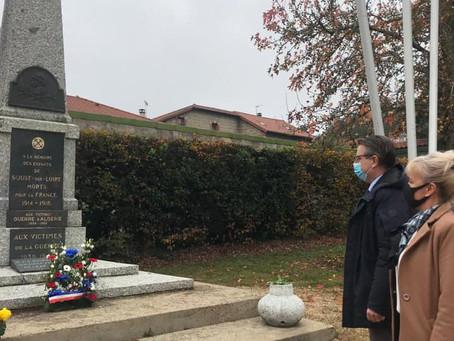 Commémorations du 11 novembre (2020)