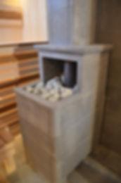 печь для русской бани, русская парная, печь из камня, печи для вип бань, автор Иван Тихомиров