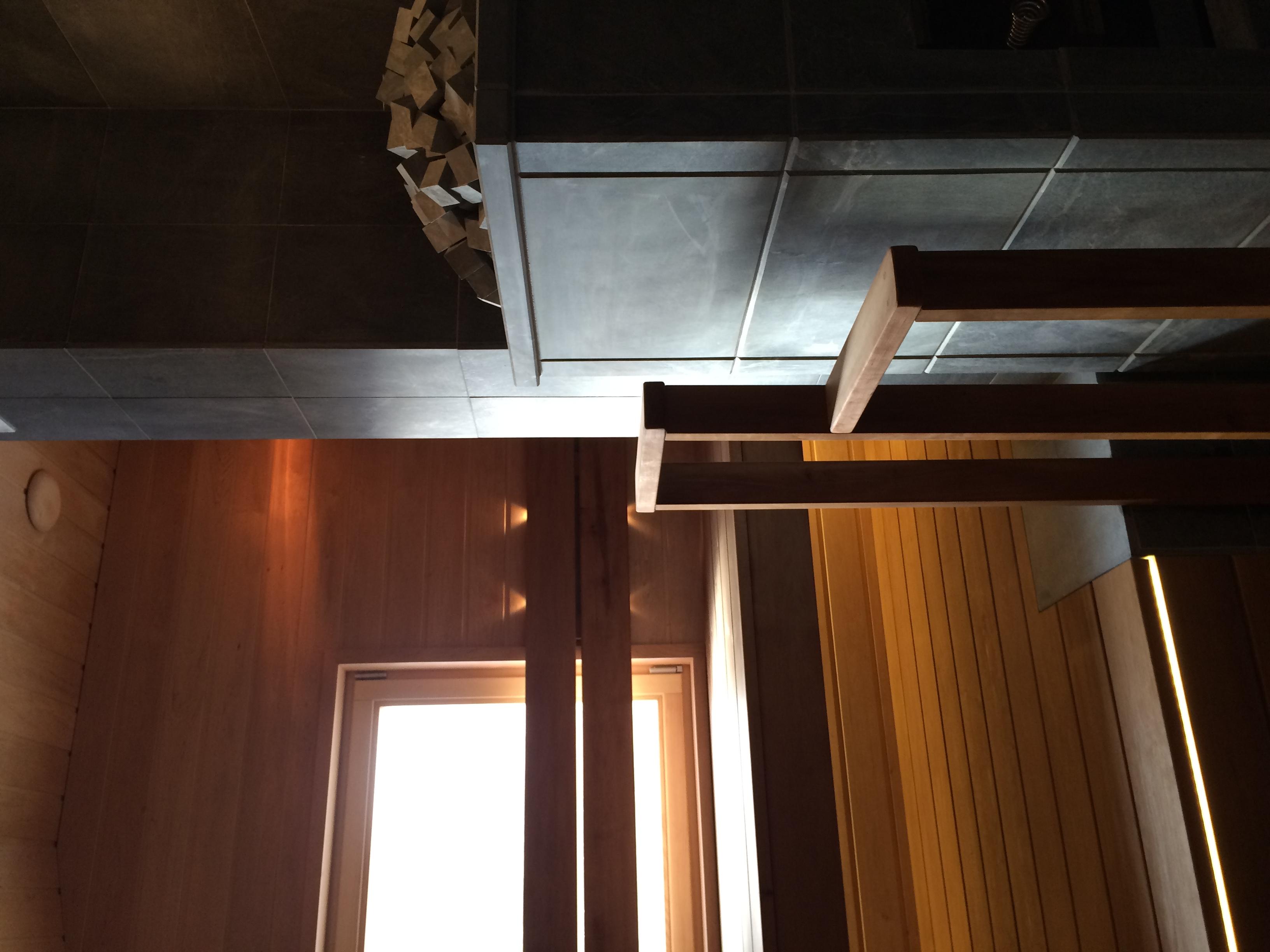 Печь в бане из талькомагнезита