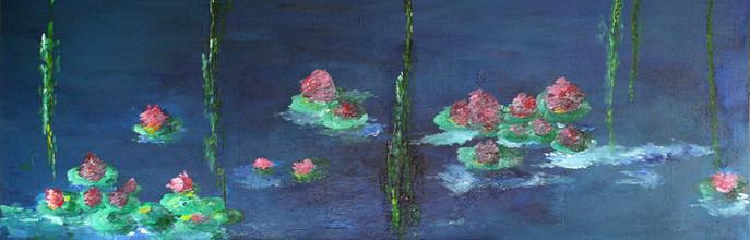 Dialog mit Monet