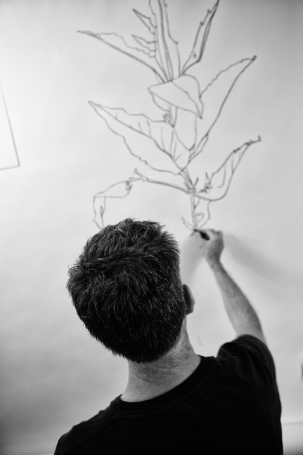 Drawing large scale