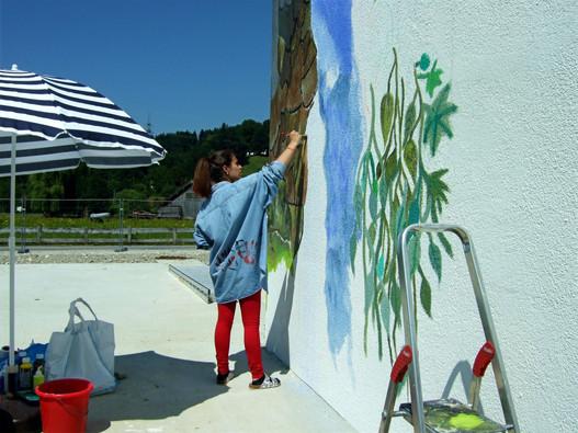 Wandmalerei 01
