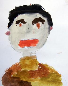 Selbstportrait 03