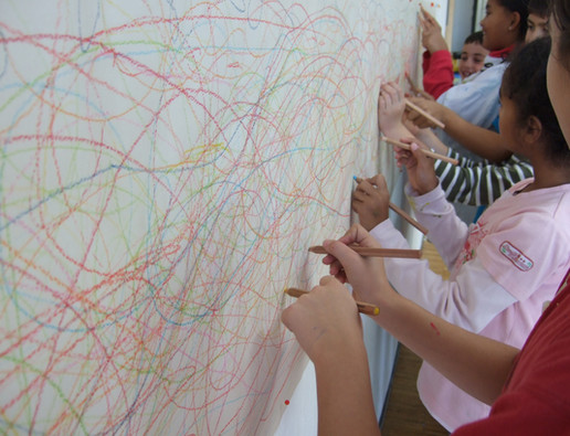 Action Painting mit Musik