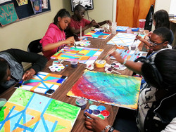 easy art projects for students