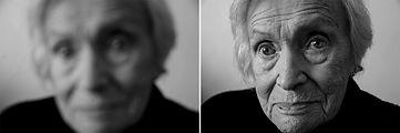 Holocaust Survivors Magali Druscovich