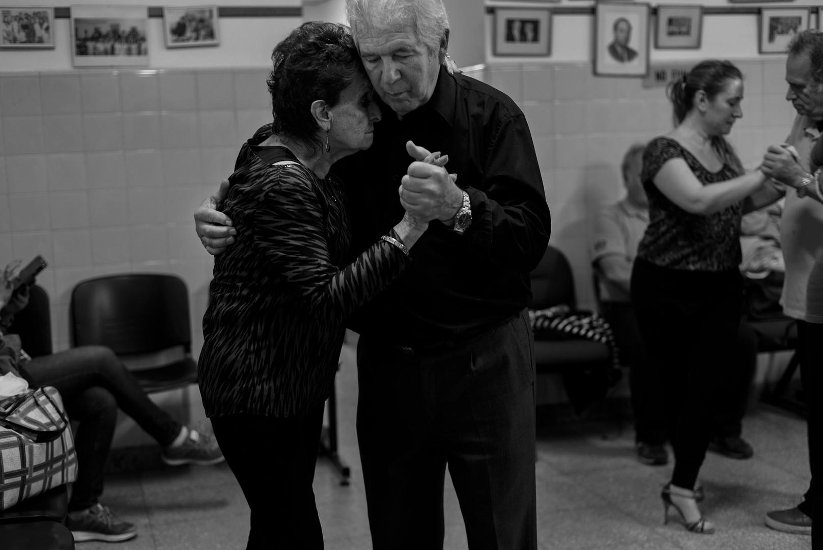 Parkinson Tango
