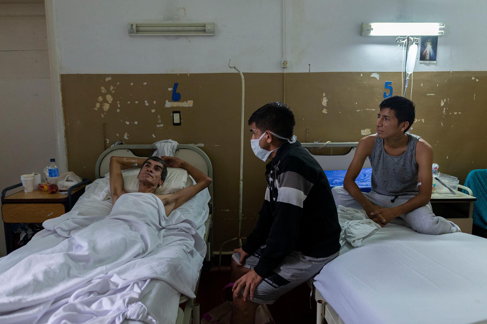 Tuberculosis Argentina Reuters