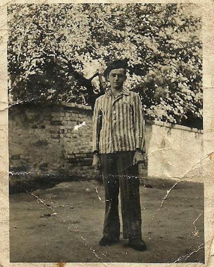 Francisco Wichter holocaust survivor