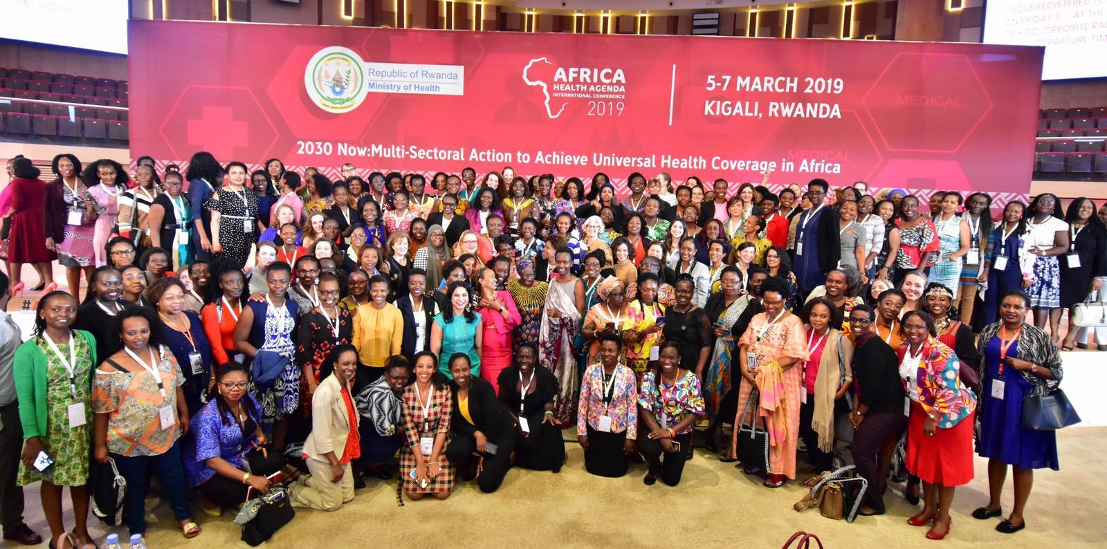 WGH Africa Regional Hub Launch