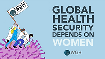 Women in Global Health Statement on COVID-19 and the Future