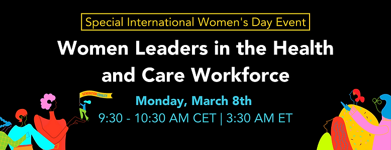 Special International Women's Day Event