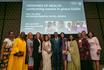 Heroines of Health - Sharing the Untold Story of Super-Women at the Frontlines of Global Health