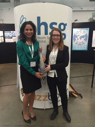 Emerging Voices & Health Systems Research Global Global Symposium 2016 Event Summary