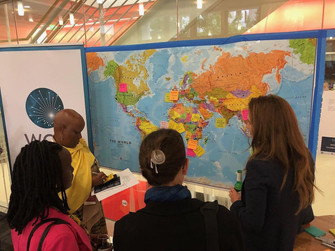 Creating and nurturing global networks - in collaboration with Going International