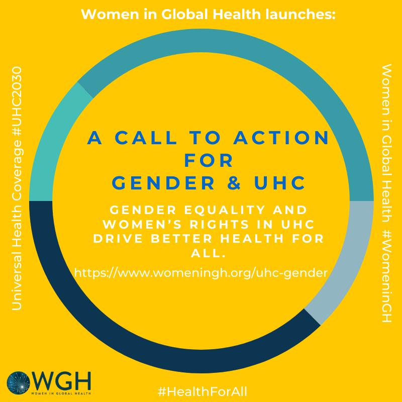 Gender Equality & UHC