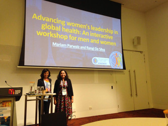 Advancing Women's Leadership in Global Health