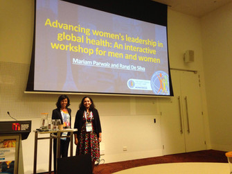 Advancing Women's Leadership in Global Health