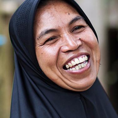 Rohani Dg Te'ne, Indonesia