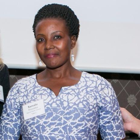 Samalie Kitooleko, Uganda
